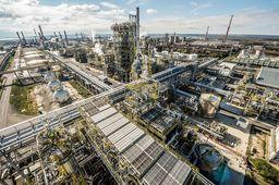 La raffinerie de Burgas, en Bulgarie, livrée en 2015 par Technip