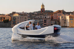 Et si SeaBubbles, la start-up d'Alain Thébault, quittait la France ?