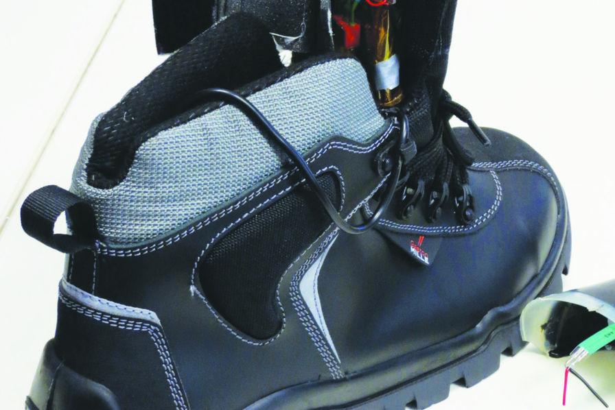 Rend Intelligente Intellinium La Chaussure Sécurité Pépite De N8wOvmn0