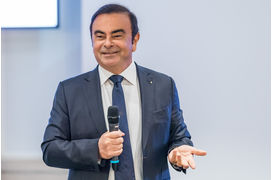 Au Japon, la chute de Carlos Ghosn ravive les tensions autour de l'Alliance