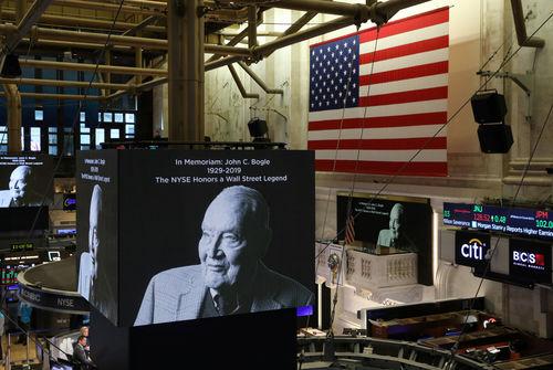Vanguard annonce le décès de son fondateur John Bogle - Actualités Asset Management