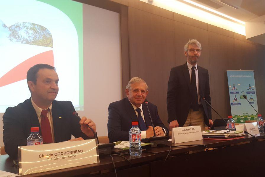 Jacques m zard le nouveau ministre de l 39 agriculture et de for Chambre d agriculture paris