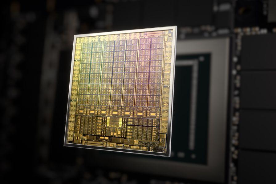 Voici La Puce Au Cœur Des Nouvelles Cartes Graphiques Geforce Rtx 30 De Nvidia Electronique