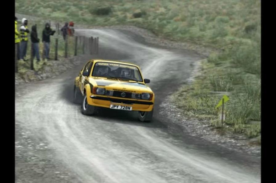 Quelle voiture pour rallye historique