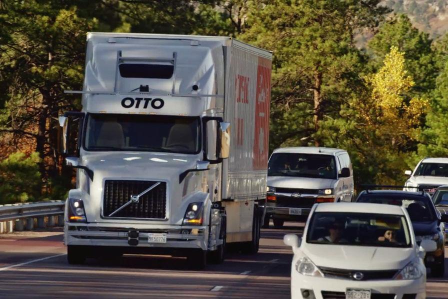 Uber abandonne son projet de camion autonome - L'Usine Auto
