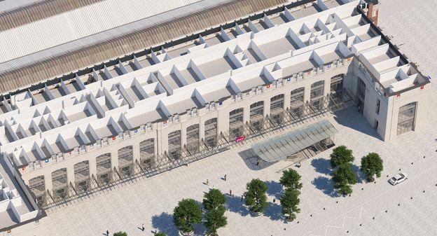[La SNCF se donne 12 ans pour créer le jumeau numérique de ses gares] - Usine Nouvelle