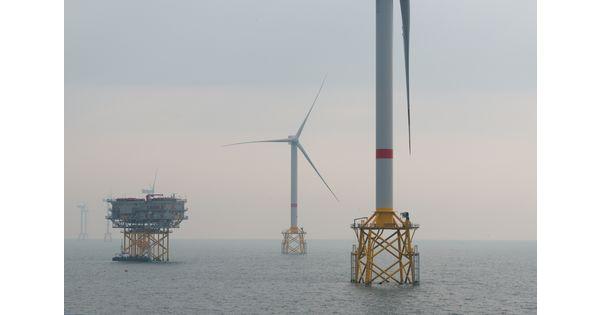Et le gagnant de l'appel d'offres pour le parc éolien en mer de Dunkerque est...