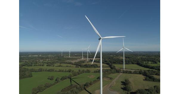 [L'image du jour] BayWa r.e. inaugure les plus hautes éoliennes de France