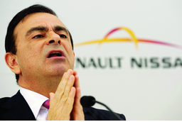 Carlos Ghosn, architecte de l'Alliance