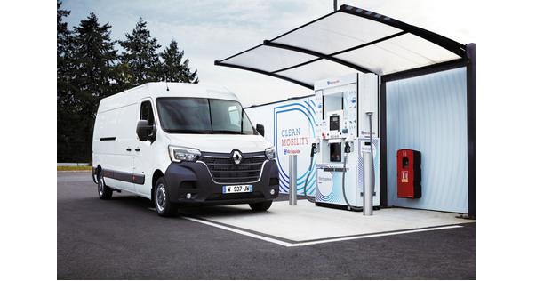 [Les 50 de l'hydrogène] Renault booste ses utilitaires
