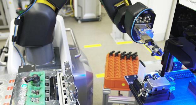 Bosch a présenté mercredi 3 mars sa stratégie pour l'IA et l'IoT au centre de ses produits comme de ses usines. L'industriel allemand déploie...-technos-et-innovations - Technos et Innovations