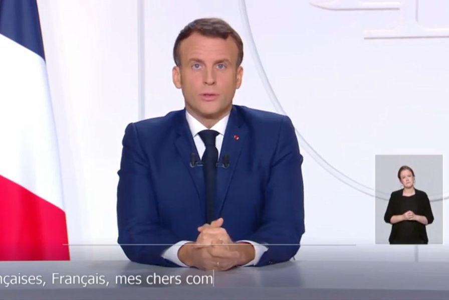 Télétravail, réouverture des commerces, vaccination… Les annonces d'Emmanuel Macron ce 24 novembre