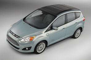 Ford C-MAX Solar Energi Concep
