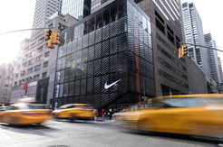 A New York, Nike dessine le magasin de demain, vivant et digital