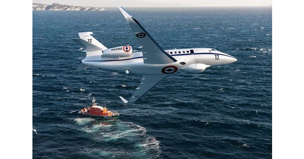 La surveillance des mers profite à l'aéronautique