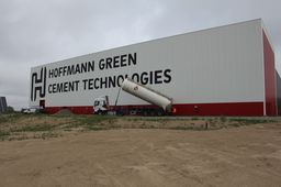 Hoffmann Green Cement Technologies promet un ciment plus durable