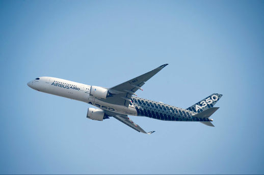 China Southern Airlines commande 20 Airbus A350-900