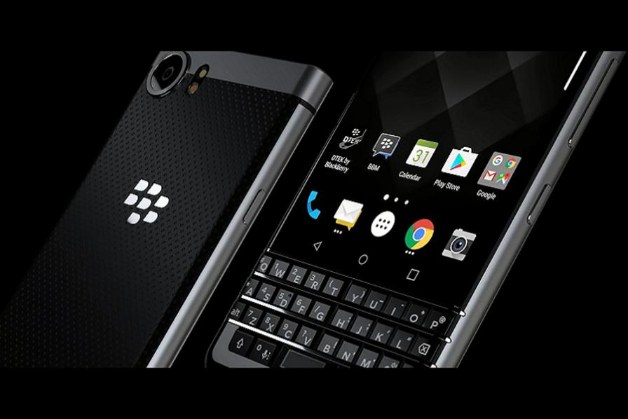 MWC 17 : enfin le retour d'un BlackBerry à clavier