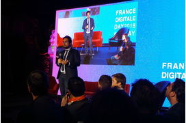 La croissance des start-up, priorité du France Digitale Day