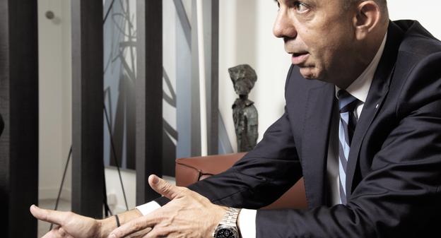 """[""""Dans un monde en crise, les ingénieurs ont un rôle clé"""", affirme Stéphane Aubarbier, directeur général des opérations d'Assystem] - Usine Nouvelle"""