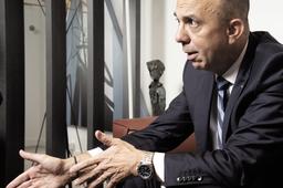 """""""Dans un monde en crise, les ingénieurs ont un rôle clé"""", affirme Stéphane Aubarbier, directeur général des opérations d'Assystem"""