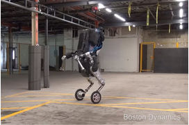 SoftBank poursuit ses acquisitions dans la robotique avec Boston Dynamics