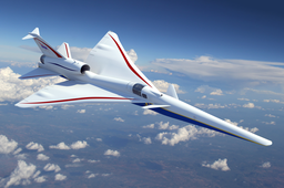 [Vidéo] Lockheed Martin construira le X-59 QueSST, l'avion supersonique ultra-silencieux de la NASA