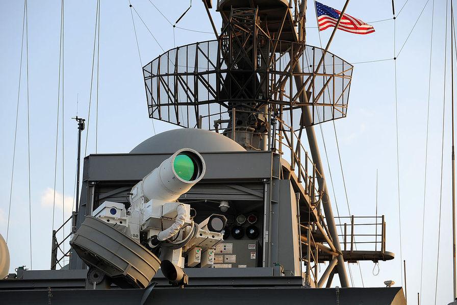L'actu de la MARINE NATIONALE, de notre défense et de nos alliés /2 - Page 36 Laser-athena-de-lockheed-martin