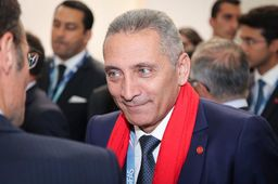 "Moulay Hafid Elalamy : ""l'implantation de l'usine Stelia Aerospace montre que le co-développement, c'est concret"""