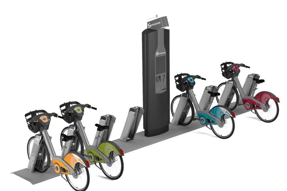 l h raultais smoovengo d barque paris pour le contrat velib 2 cycles et motocycles. Black Bedroom Furniture Sets. Home Design Ideas