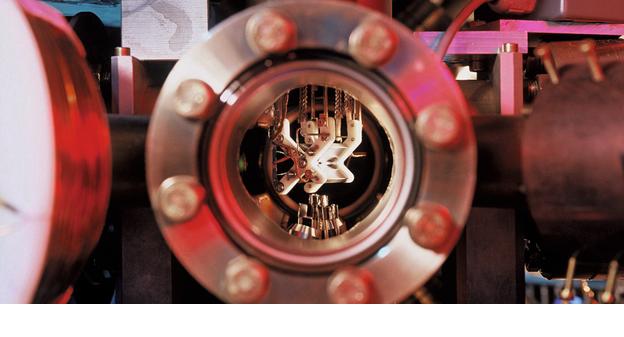 Un laser ultra-rapide révèle la structure atomique d'un matériau quantique - L'Usine Nouvelle