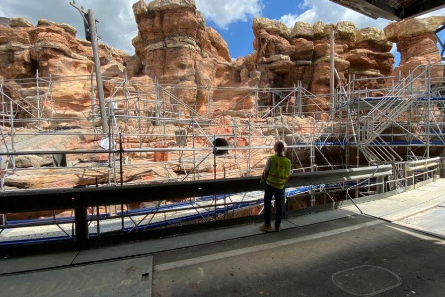 Le parc Disneyland Paris rouvre ce mercredi