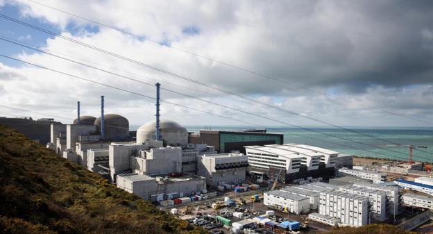 La centrale de Flamanville émet trop de SF6, le plus puissant des gaz à effet de serre