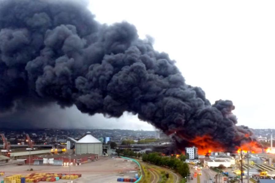 Incendie de Lubrizol
