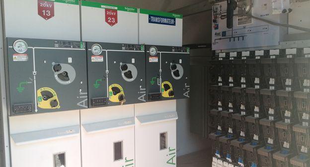 Petit à petit, Schneider Electric élimine le SF6, puissant gaz à effet de serre, de ses produits