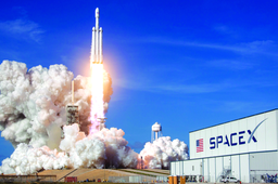 SpaceX met l'Europe sous pression