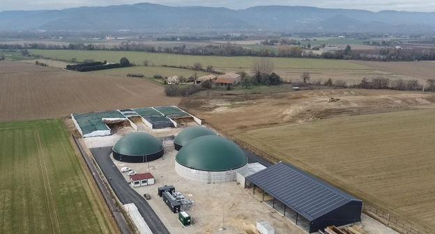 Méthavéore investit dans une unité de méthanisation dans la Drôme