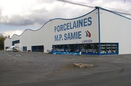 Porcelaines M. P. Samie relocalise sa production