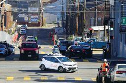 Voiture autonome : à San Francisco, l'enthousiasme cède à la prudence