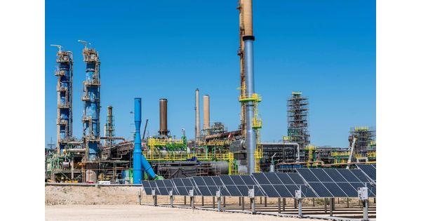 Comment Total et Engie alimenteront en hydrogène vert la bioraffinerie de La Mède