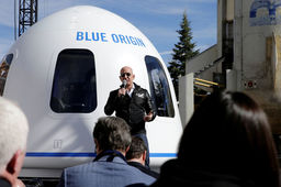 Pour financer Blue Origin, Jeff Bezos vend 1 milliard de dollars d'actions Amazon tous les ans