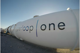 Hyperloop One séduit dix chantiers potentiels à travers le monde