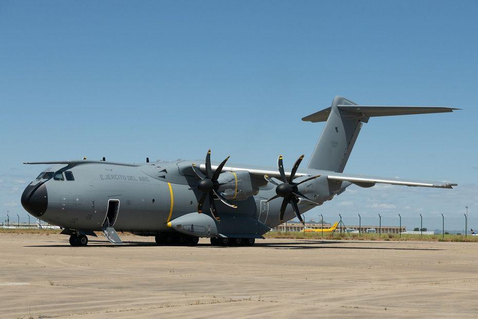 L'A400M, l'avion militaire couteau suisse d'Airbus, enregistre sa centième livraison 000964349_illustration_large
