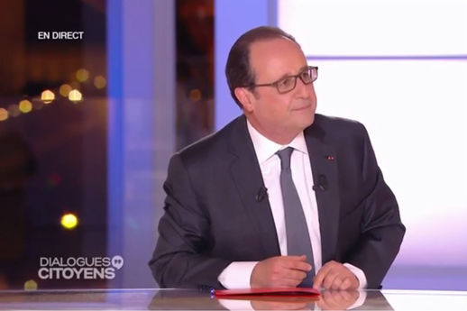 Economie, CICE, loi travail, Macron, 2017... l'intervention de François Hollande en 5 phrases