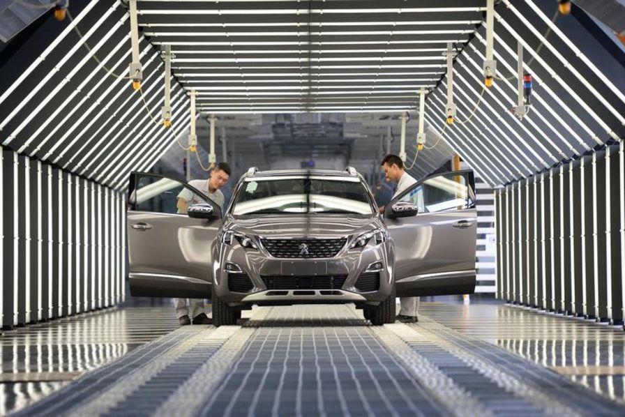 Vous pouvez acheter une voiture neuve en ligne — PSA