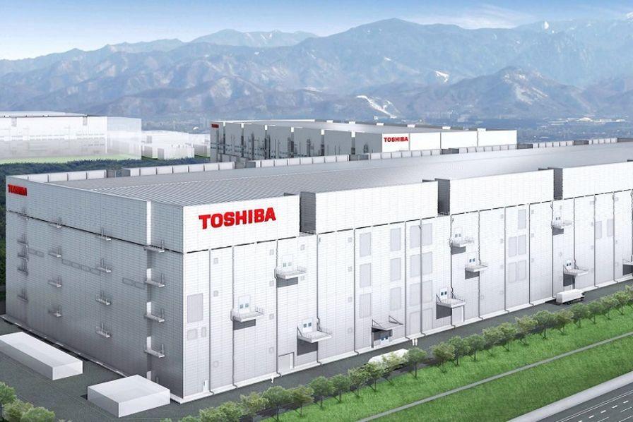 Toshiba lance la construction au japon d une nouvelle usine de m moires flash 3d electronique - Usine de meuble au portugal ...