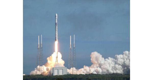 [Vidéo] SpaceX place en orbite 60 nouveaux satellites Starlink... mais rate l'atterrissage de sa fusée - L'Usine Aéro