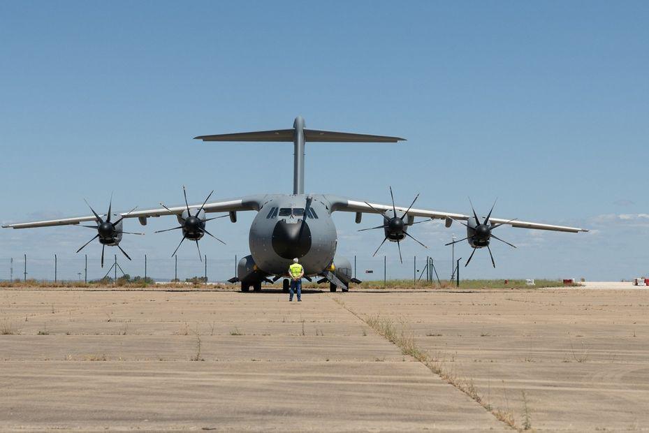 L'A400M, l'avion militaire couteau suisse d'Airbus, enregistre sa centième livraison 000964359_illustration_large