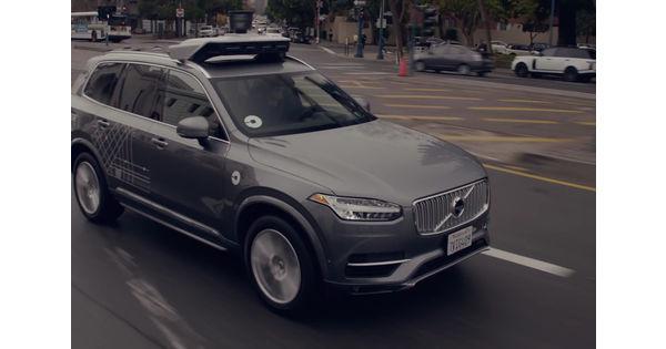 uber testera sa voiture autonome en arizona l 39 usine auto. Black Bedroom Furniture Sets. Home Design Ideas