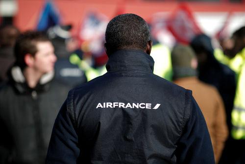 Les pilotes votent en faveur du principe d'une grève longue — Air France